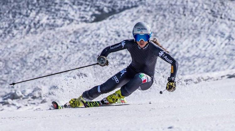 divisa nazionale sci italia grigia