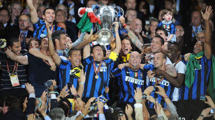 Javier Zanetti maglia Inter numero 4