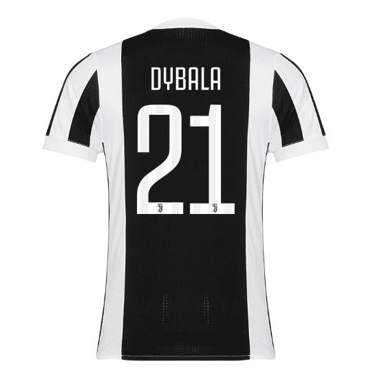 Maglia Juventus 2017 2018 Home
