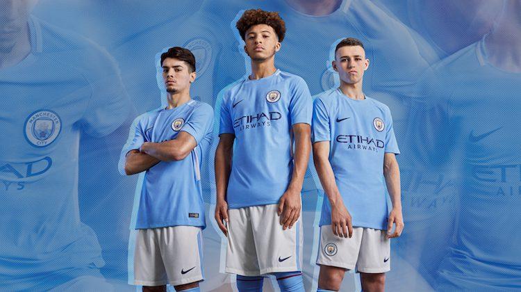 Maglia Home Manchester City 2018