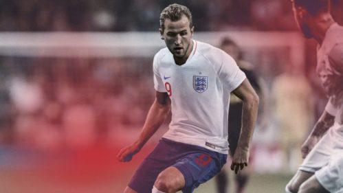 divisa nazionale inglese di calcio mondiali 2018