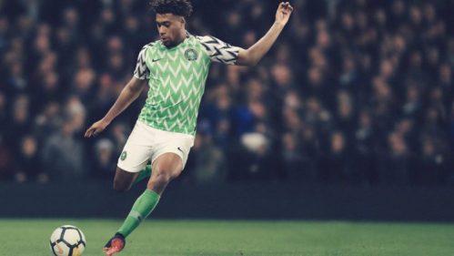 home kit nigeria mondiali 2018