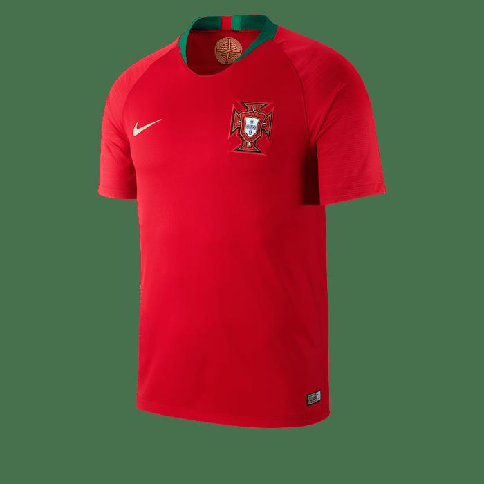 Maglia del Portogallo 2018 di Nike per i Mondiali