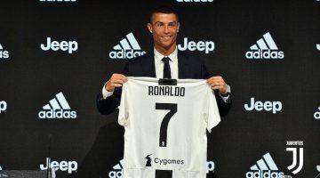 Juventus shirt 7 Ronaldo
