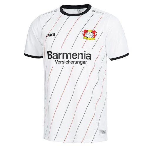 Seconda Maglia Bayer 04 Leverkusen completini