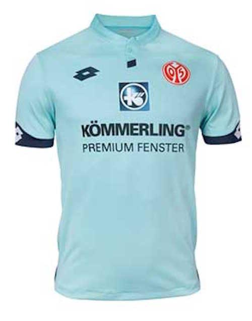 Seconda Maglia FC Schalke 04 vesti