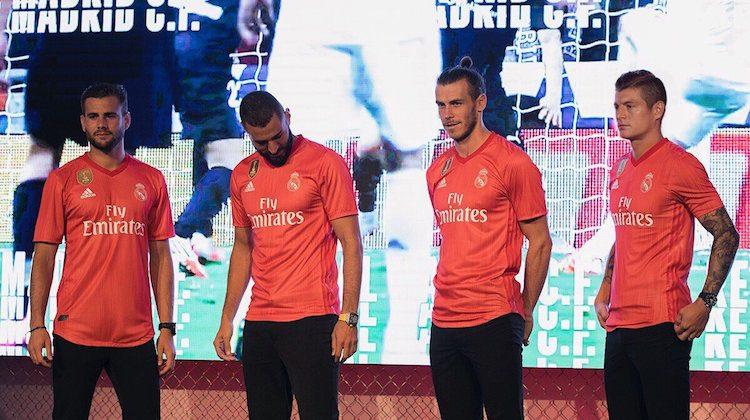 Real Madrid third kit 2018 2019