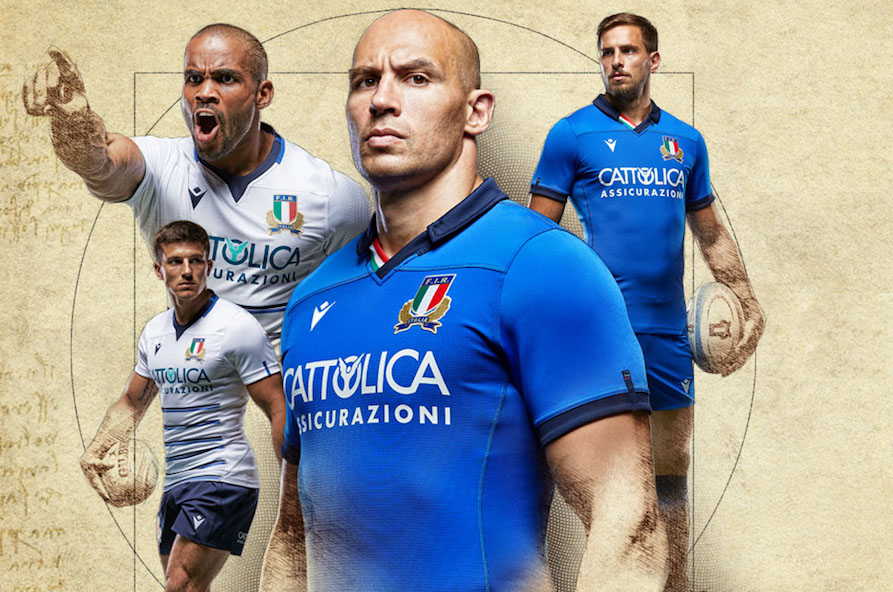 Maglie Italia rugby 2019-2020