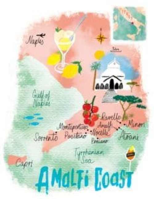 cruise-ship-docks-amalfi-coast-tour-map