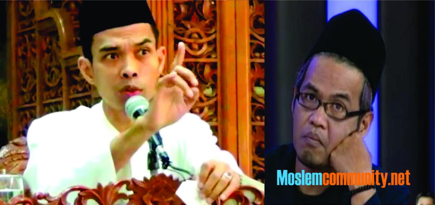 Bantahan Telak Ustadz Abdul Somad Terhadap Aan Anshori Yang Ngawur Sebut Sebut Al-Qur'an Legalkan LGBT