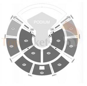 plattegrond amaluna