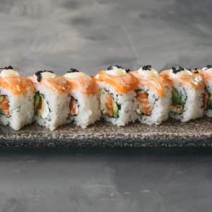 Amami Sushi Sai Sake Uramaki