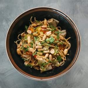 Amami Sushi Veg Noodle