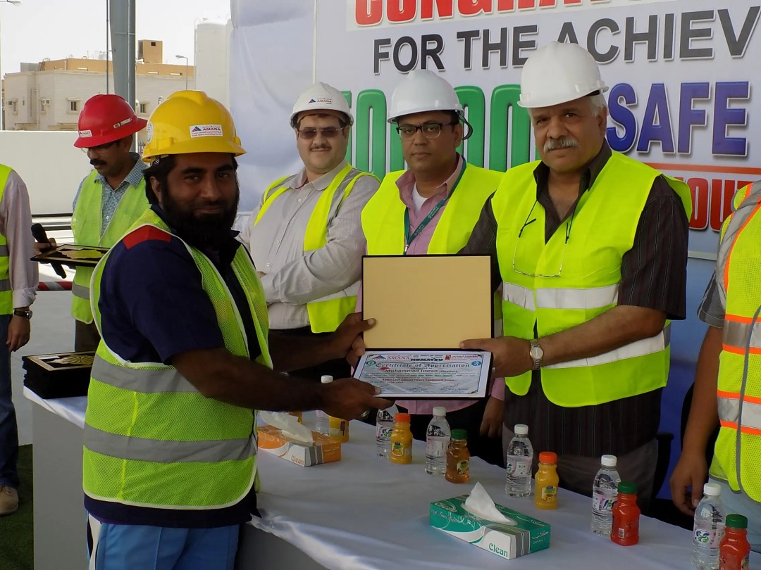 Abdul Latif Jameel Heavy Equipment Safety Celebrations