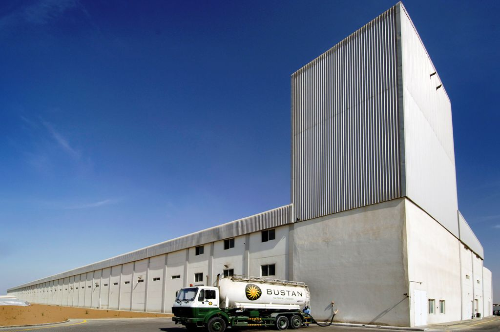 Pasta Production Facility for Al Ghurair at Jebel Ali Industrial Area