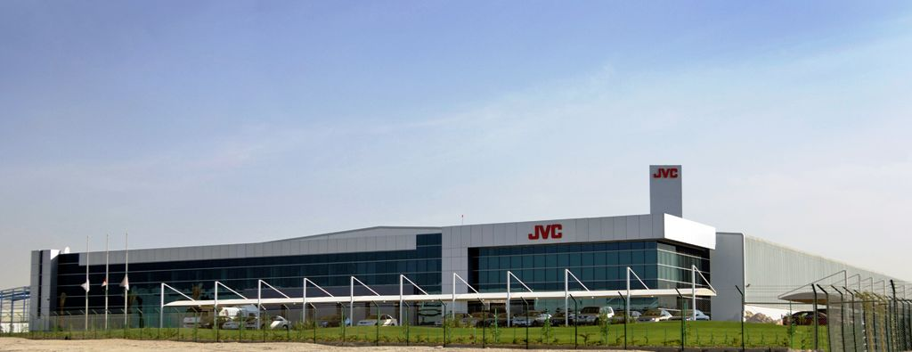 JVC Office & Warehouse Facility for Dubai Ports Authority at Jebel Ali Free Zone