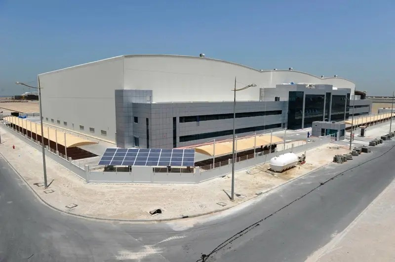Workshop and Office Facility for Grandweld Shipyards at Dubai Maritime City