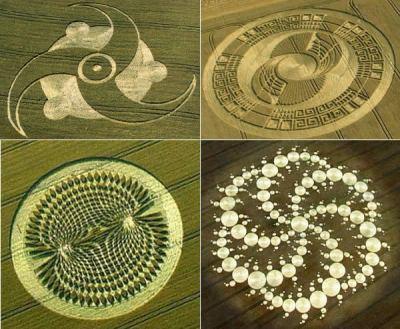 No, really, Crop Circles