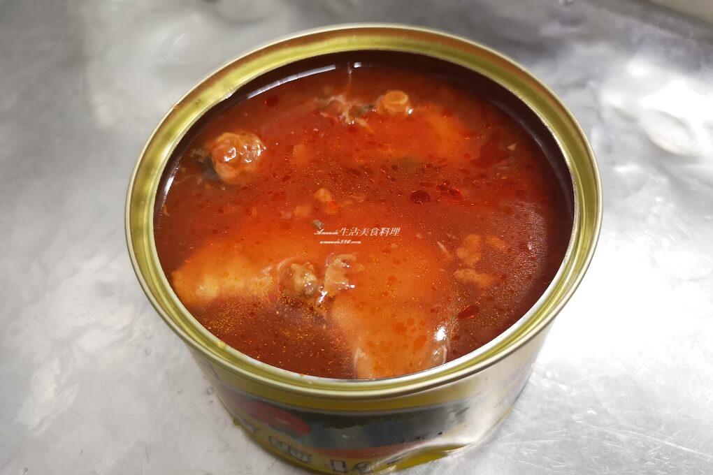 十分鐘上菜,十分鐘料理,罐頭麵,茄汁麵,鯖魚麵