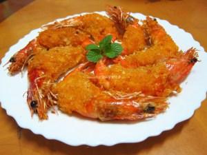 今日熱門文章:『年菜』黃金蝦