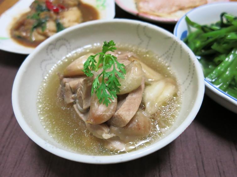 肉骨茶雞湯