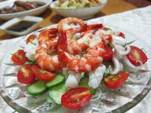 Amanda食譜懶人包-蝦蟹料理