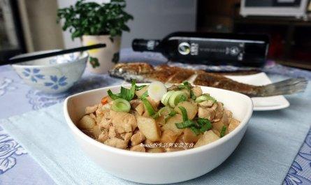 低脂,十分鐘上菜,杏鮑菇,橄欖油,肉燥,雞肉燥,雞肉肉燥,雞胸肉,雞胸肉滷肉 @Amanda生活美食料理
