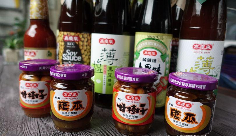 高慶泉-純釀造醬油-蒜泥白肉、甘醇醬關東煮、紅燒、沾食、拌蔬菜都是甘醇好味道