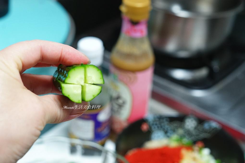 韓式小黃瓜泡菜-黃瓜辣泡菜
