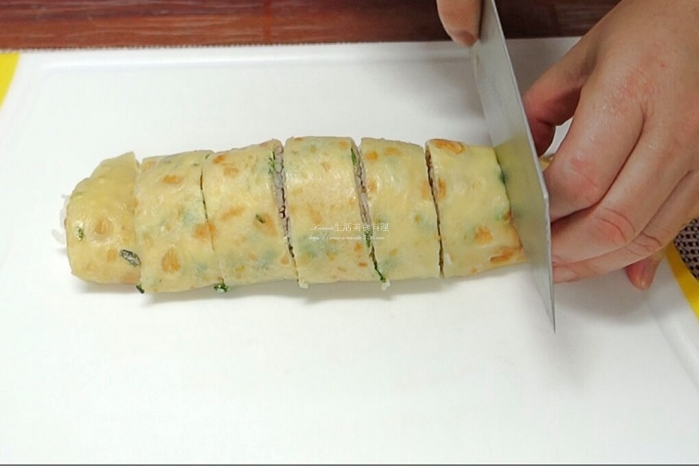 蛋餅皮,飯糰,十分鐘上菜