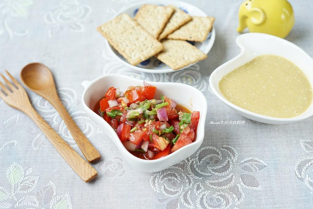莎莎醬-結合多種蔬果-富含橄欖多酚