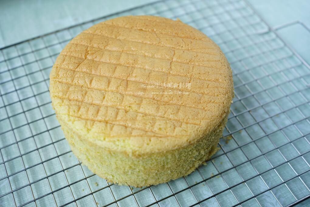 古早味蛋糕,奶油蛋糕,海綿蛋糕,無泡打粉,無泡打粉蛋糕,雞蛋糕,香草蛋糕