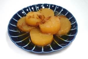 今日熱門文章:柴魚醬滷白蘿蔔-蘿蔔去辛辣