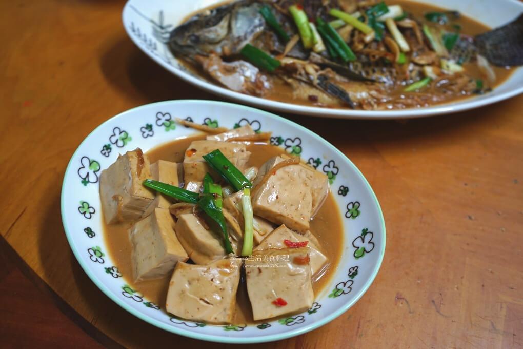 吳郭魚,燒豆腐,紅燒魚,鮮魚