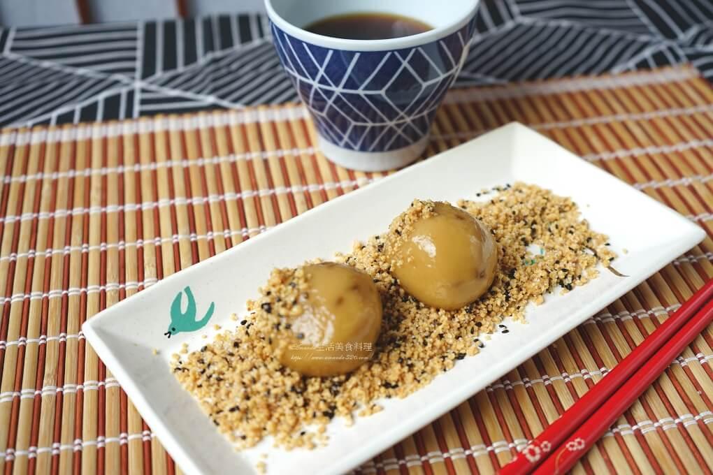 桂圓湯,燒麻糬,麻糬,黑糖麻糬