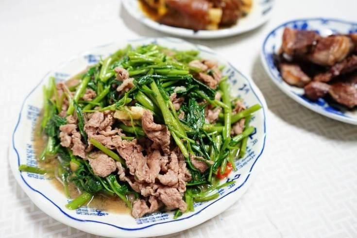 十分鐘上菜,十分鐘料理,快炒,炒羊肉 @Amanda生活美食料理