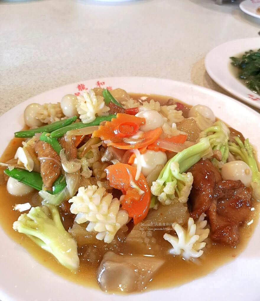 北竿美食,北竿龍和餐廳,炒魚麵,馬祖美食,龍和餐廳