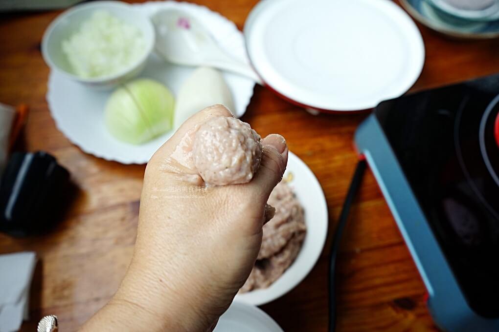 手作丸子,美膳雅,肉丸子,花枝丸,調理機