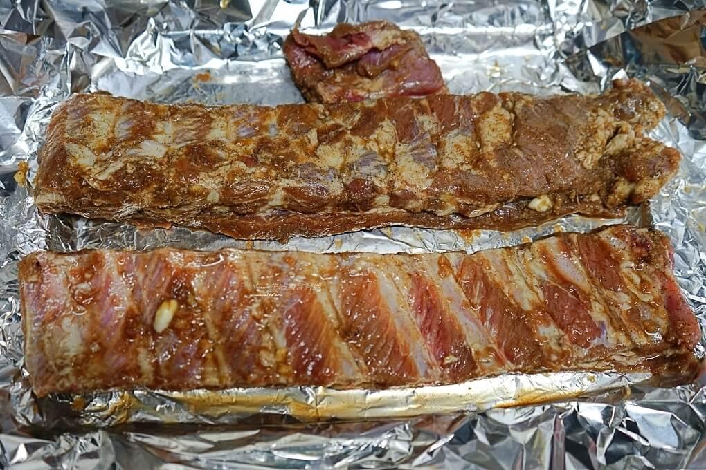 肋排,豬肋排,烤肋排
