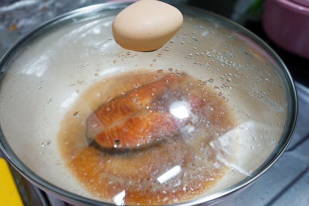 海鮮,照燒,照燒醬,照燒魚,鮭魚