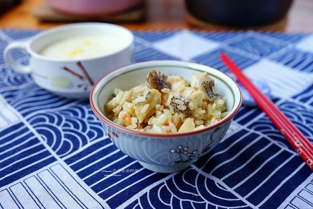 炊飯,竹筍炊飯,竹筍飯,青斑魚,魚炊飯,魚高湯