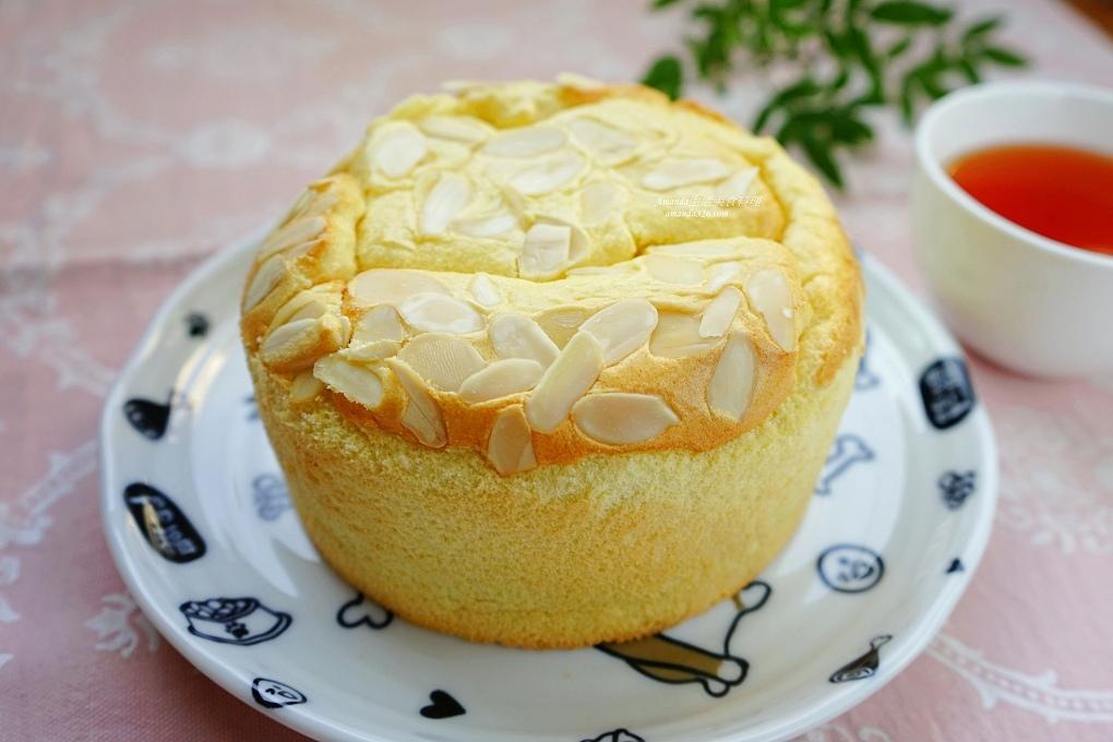 戚風蛋糕,氣炸料理,氣炸烘焙,氣炸蛋糕,氣炸鍋,氣炸鍋烤蛋糕,氣炸食譜,烘焙,烤蛋糕