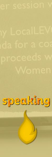 Hire Amanda Abella as a motivational speaker.