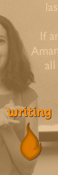Hire Amanda Abella as a writer.