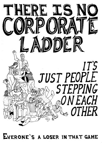 Why Your Corporate Job is a Sham