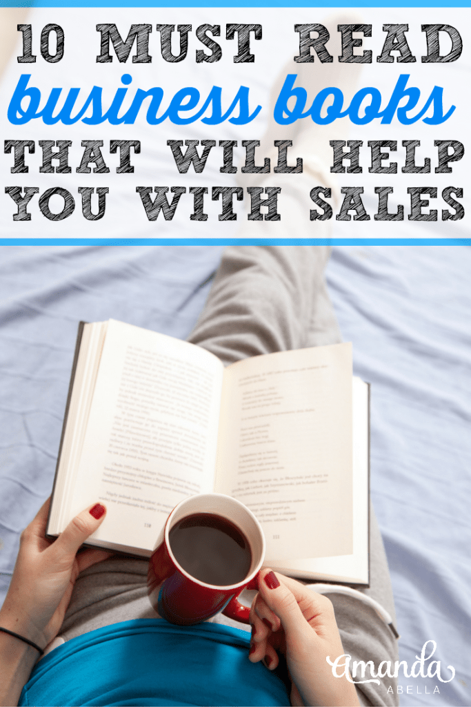 10 Must Read Business Books That Will Help You With Sales