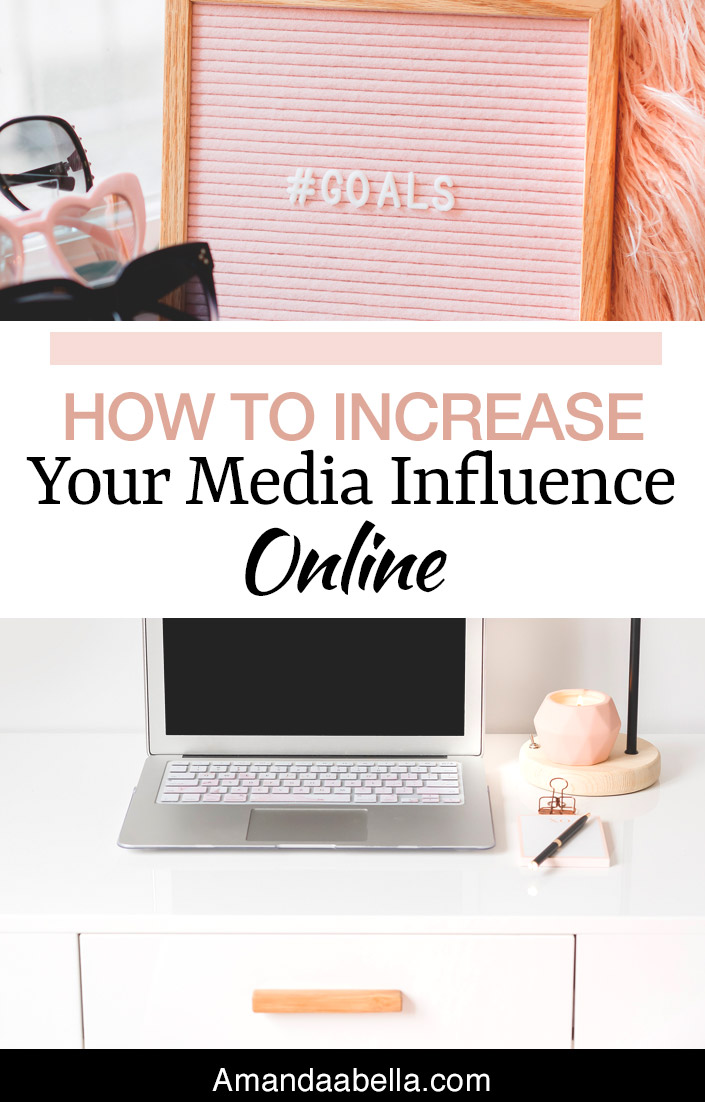 Increase Your Media Influence Online