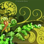 Woodland Arabesque