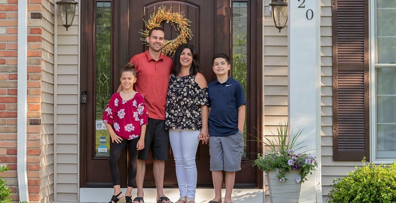 Beautiful Family 5.28.2020