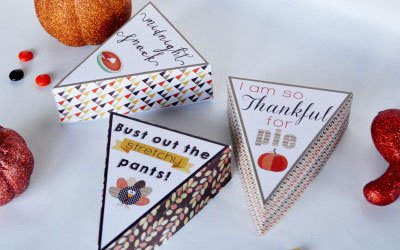 Thanksgiving Teacher Appreciation Gift and Hostess Printables